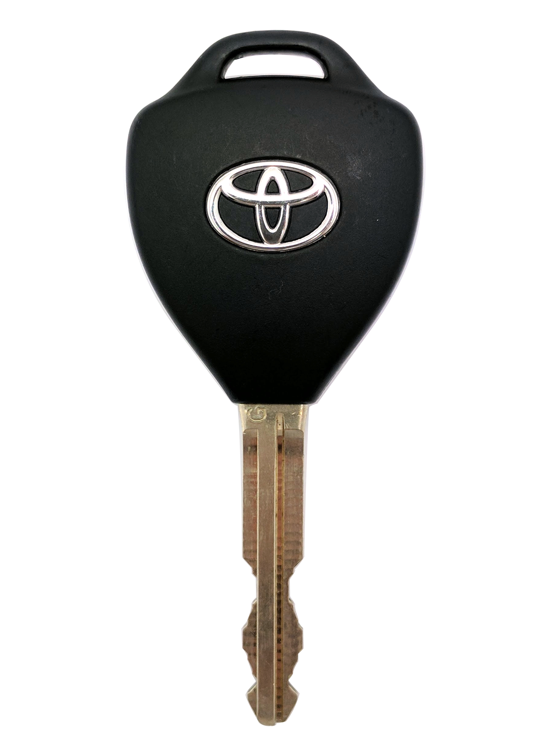 Toyota Remote & Key Combo - 3 Button