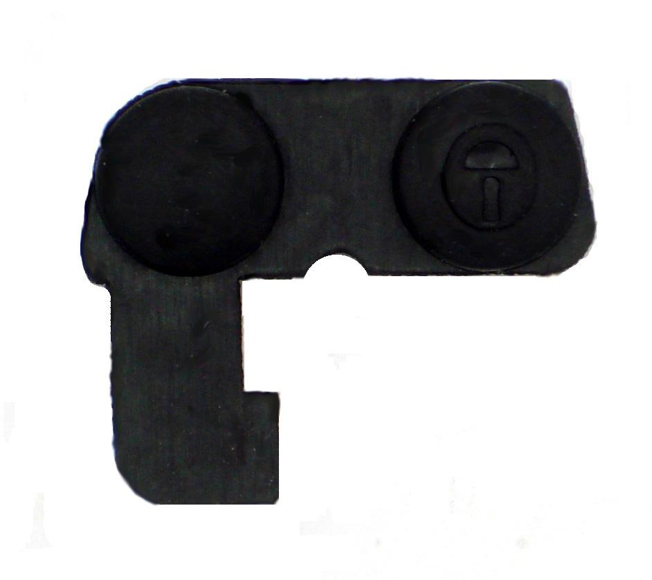Replacement Button Pad - 2 Button Replacement Button Pad