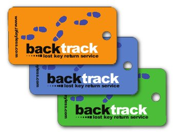 Car Keys Express Back Track