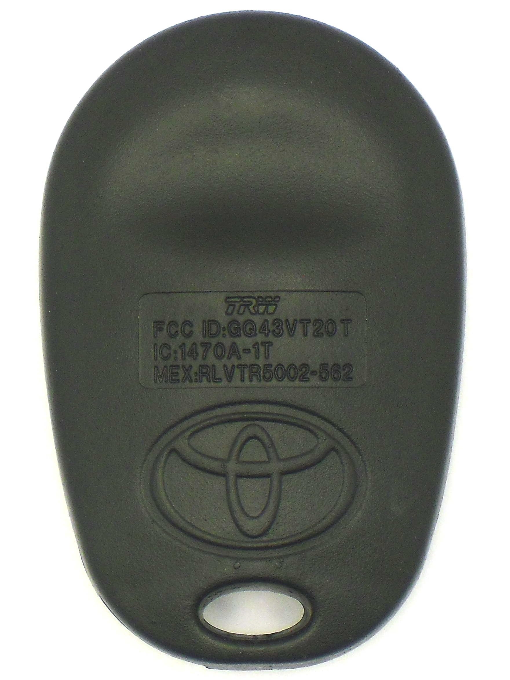 NEW Keyless Entry Remote Key Fob For a 2010 Toyota Sequoia 4 Buttons
