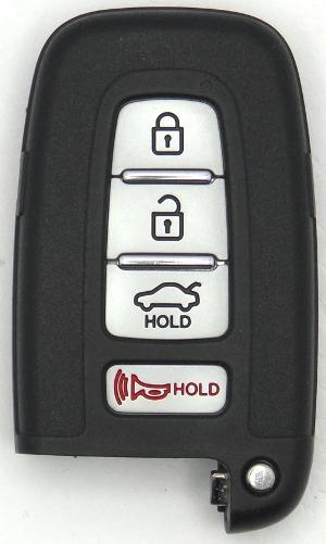 Hyundai Smart Key - 4 Button