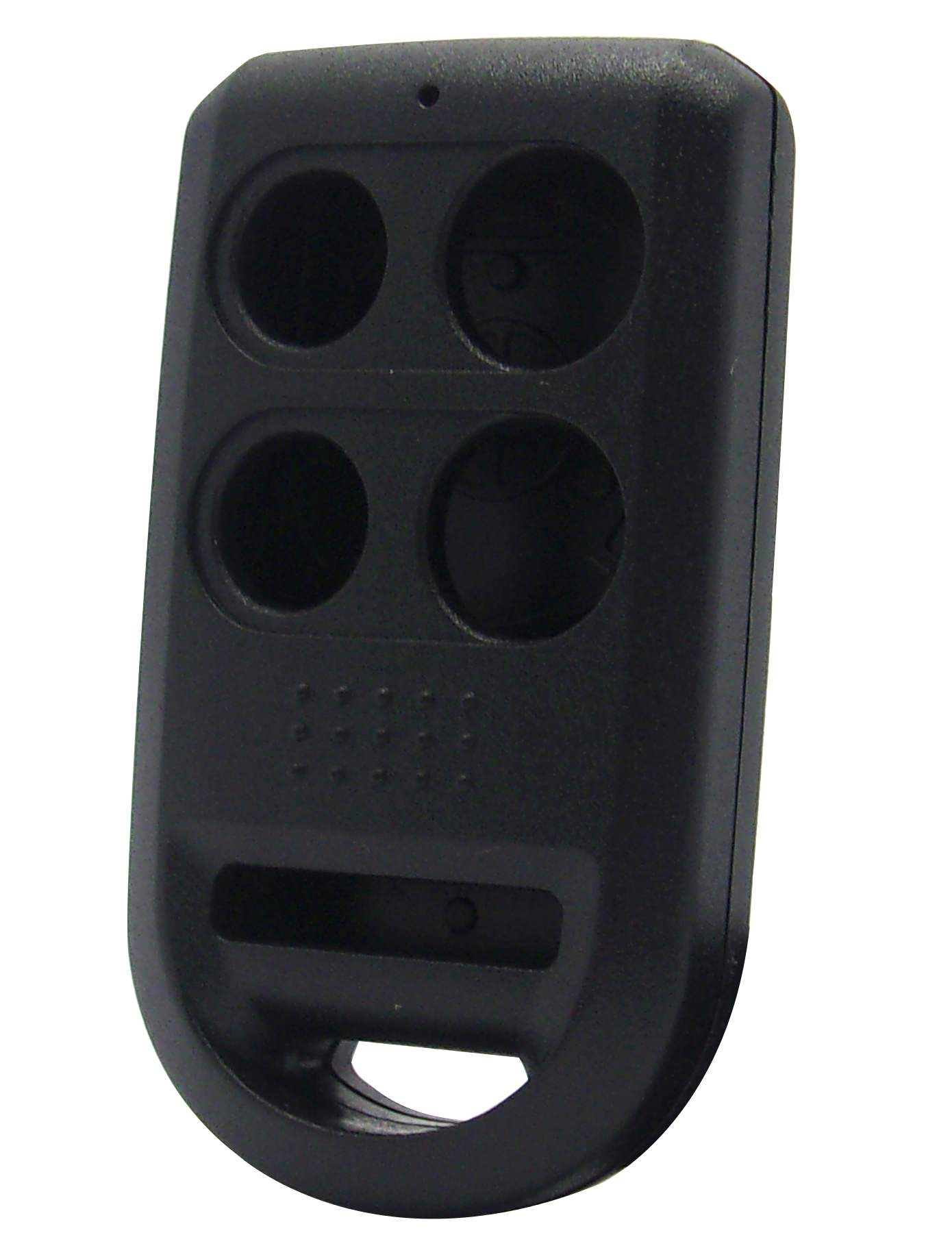 Black Replacement Remote Shell - 5 Button