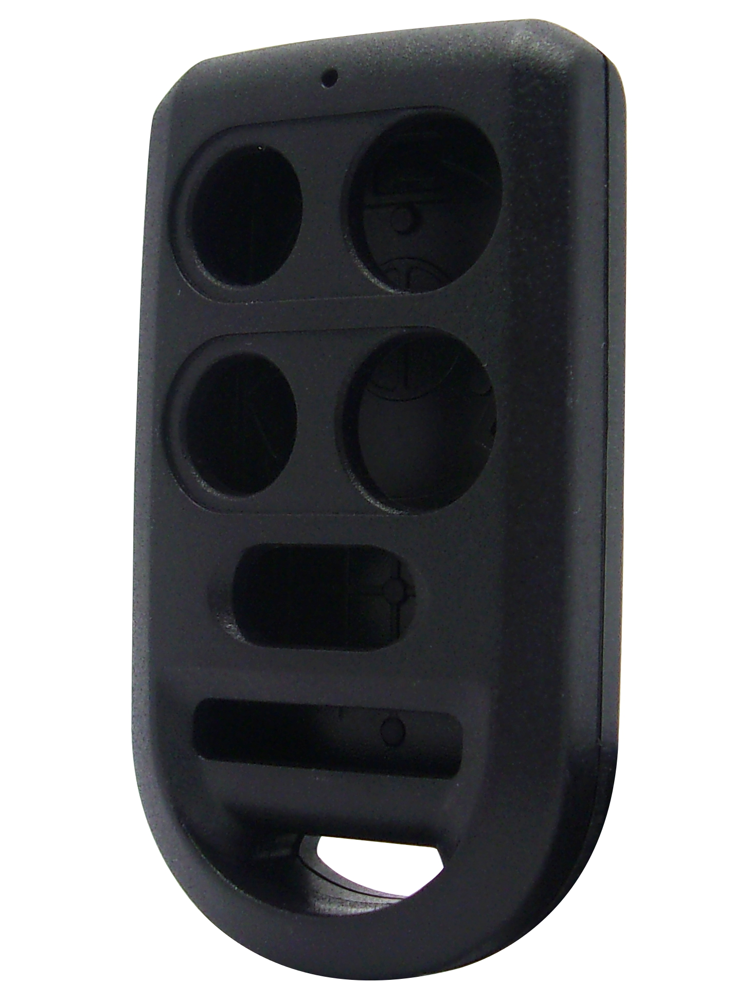 Black Replacement Remote Shell - 6 Button