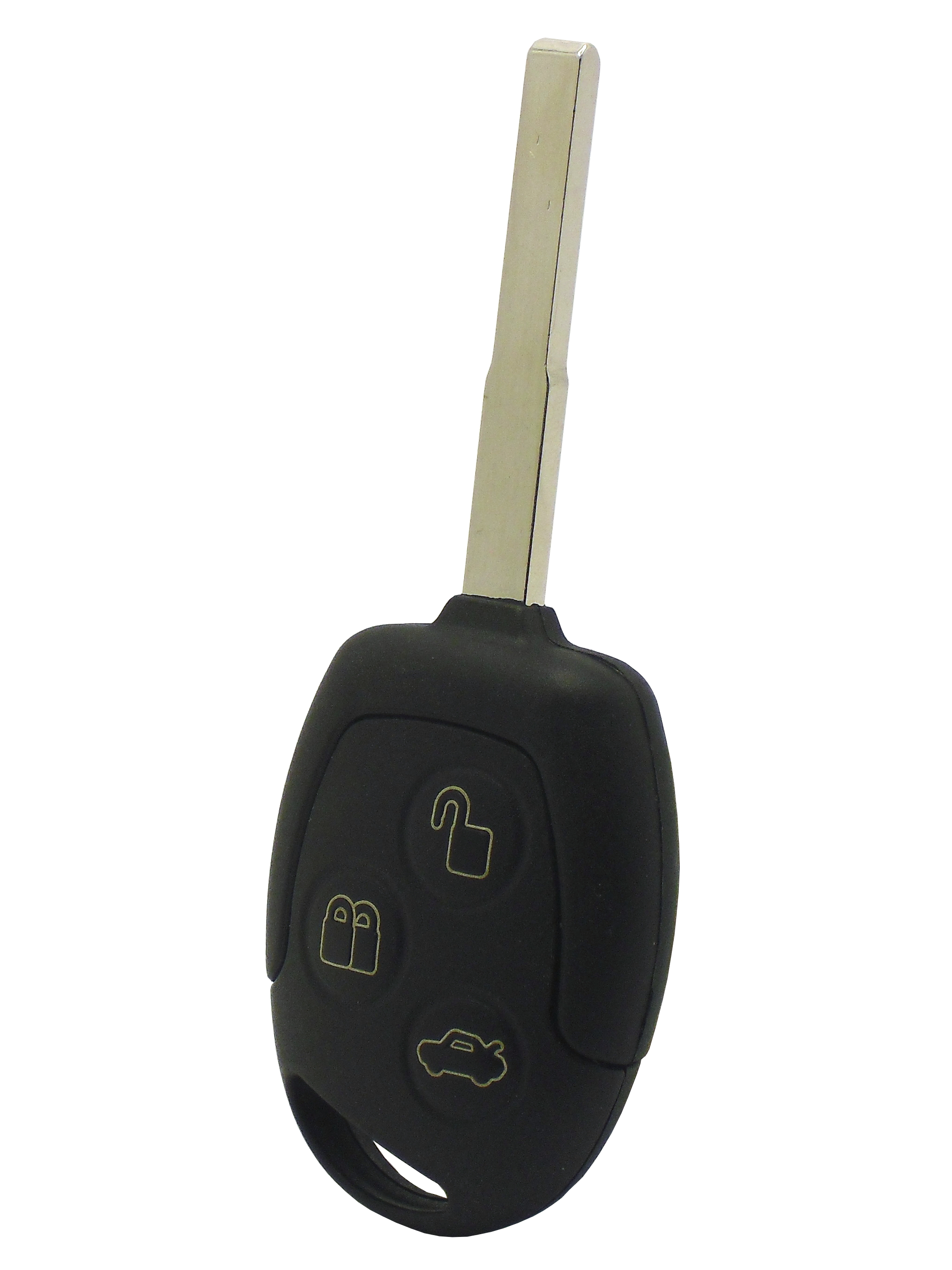 Ford Remote Head Key Combo - 3 Button