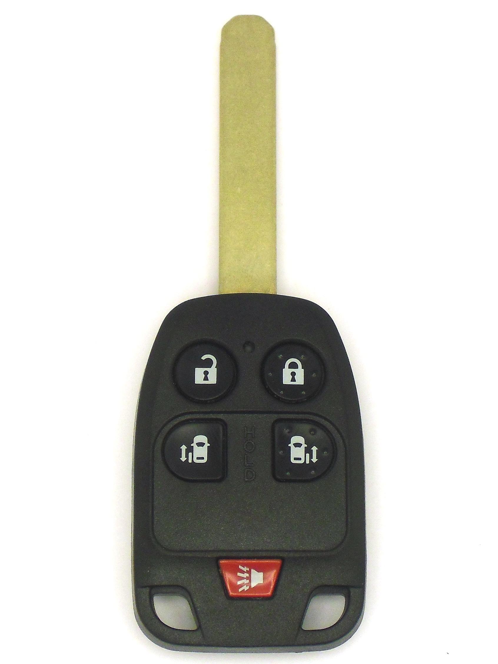 Honda Odyssey Remote Amp Key Combo 5 Button For 2012 Honda