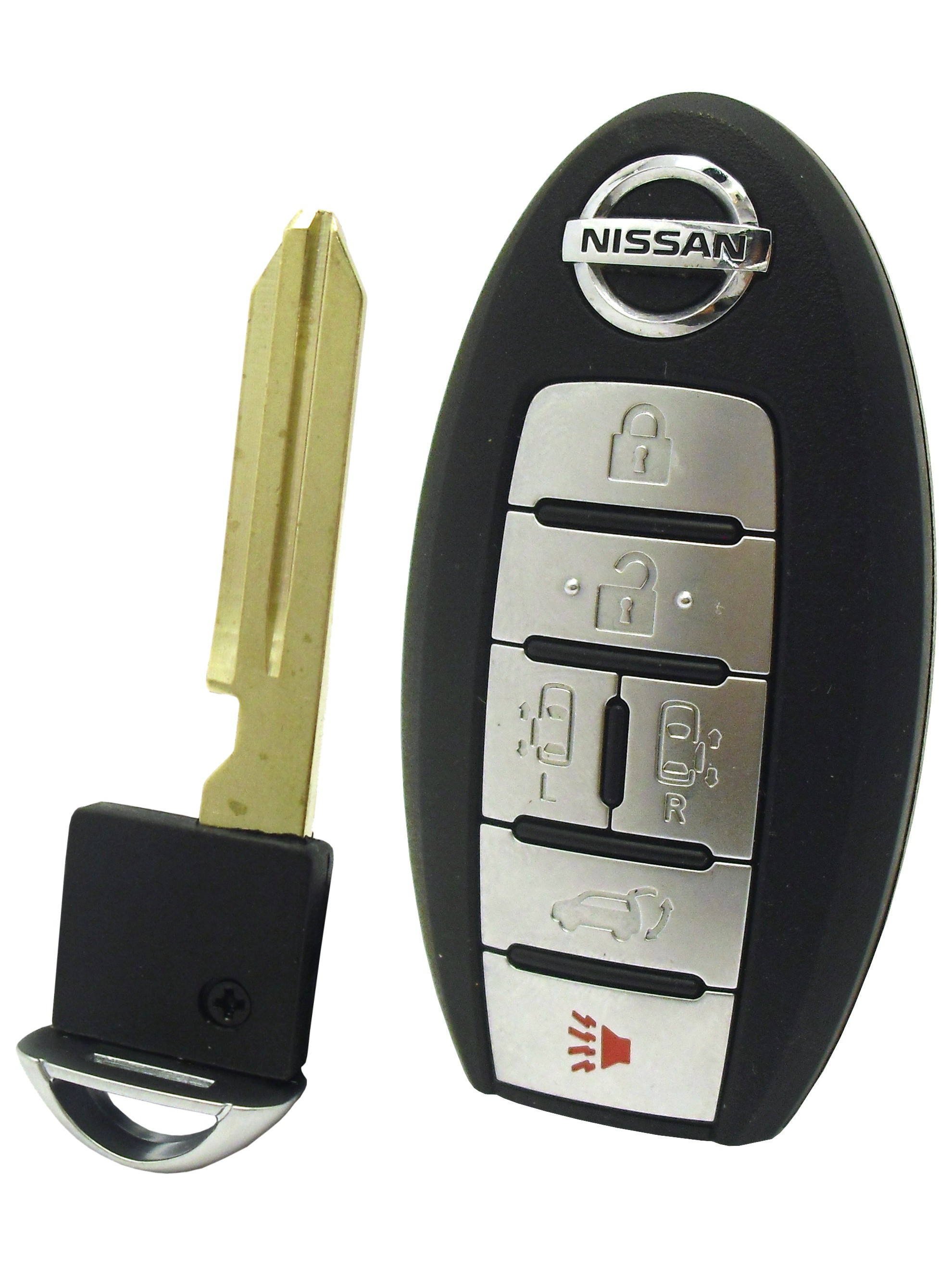 Nissan Remote Entry Smart Key - 6 Button w/ Dual Sliding Doors