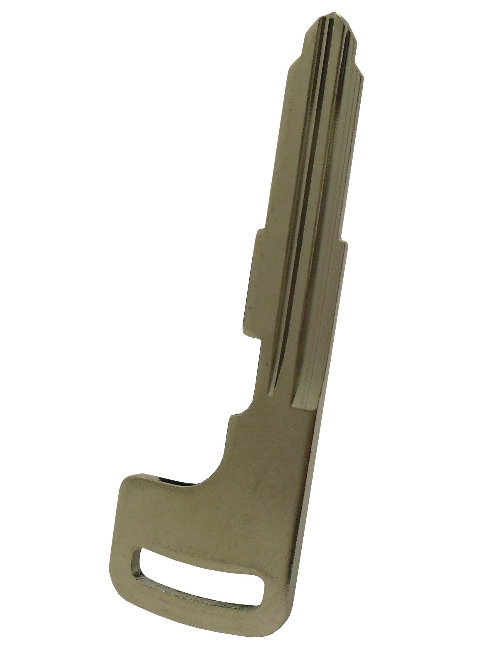 Mitsubishi Smart Key Insert Blade