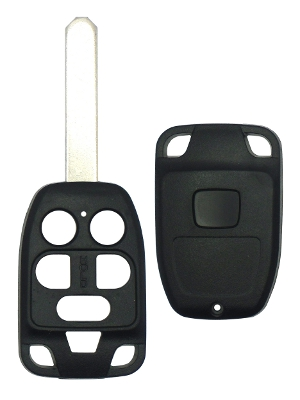 Replacement Remote Key Shell - 6 Button