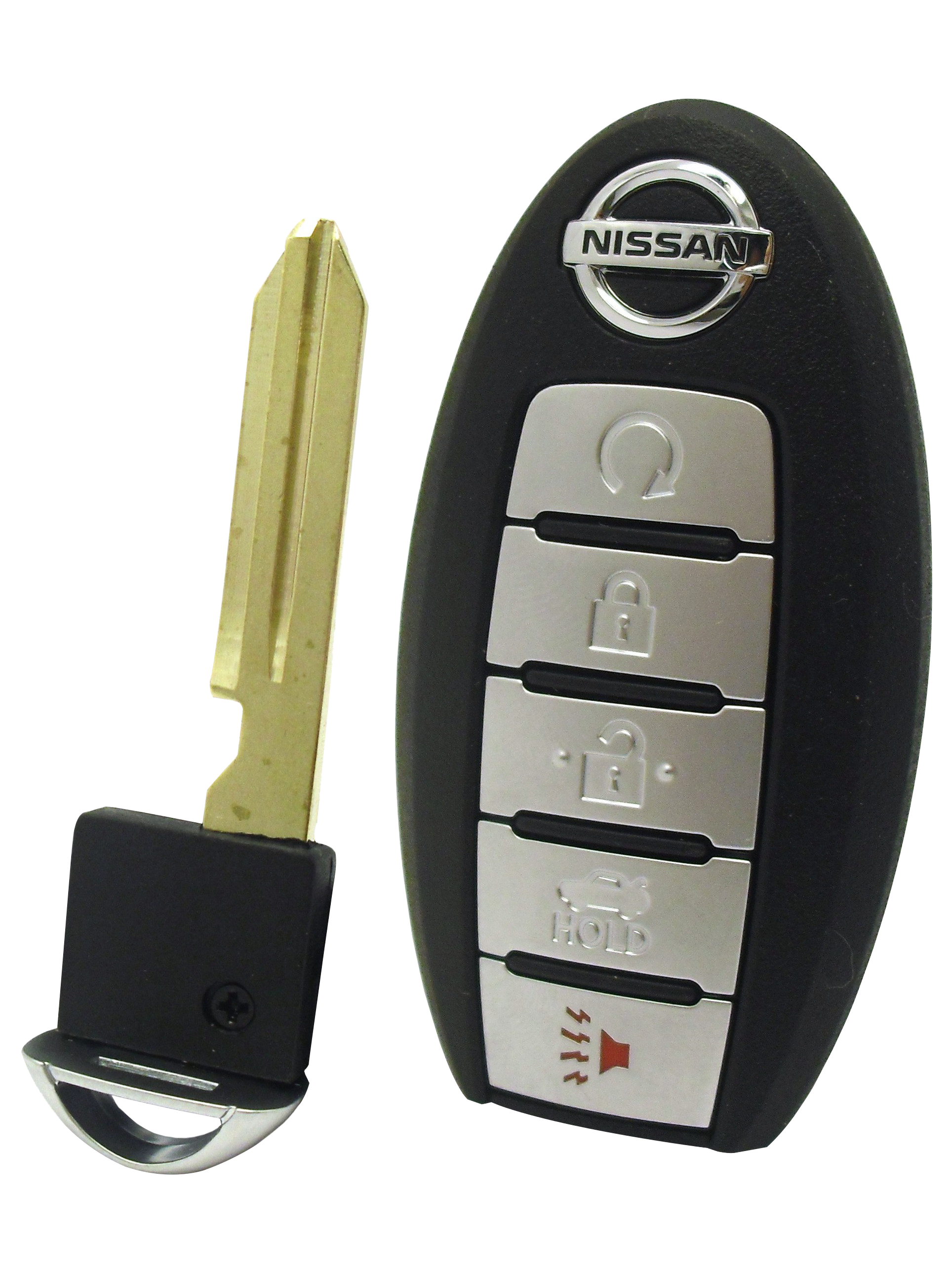 Nissan Remote Entry Smart Key - 5 Button w/ Remote Start