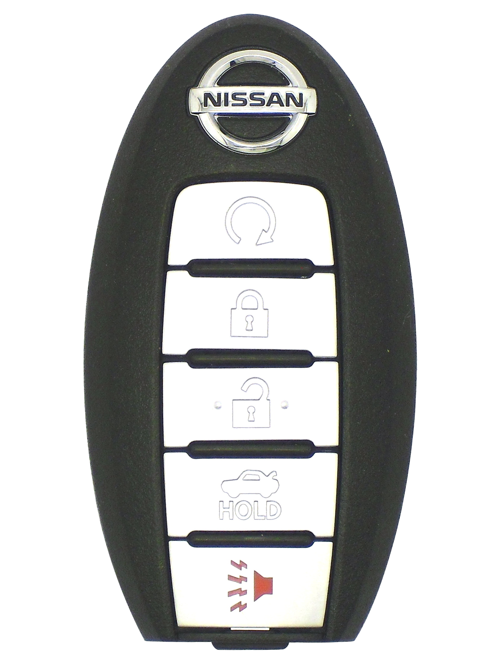 Nissan Remote Entry Smart Key - 5 Button w/ Remote Start ...