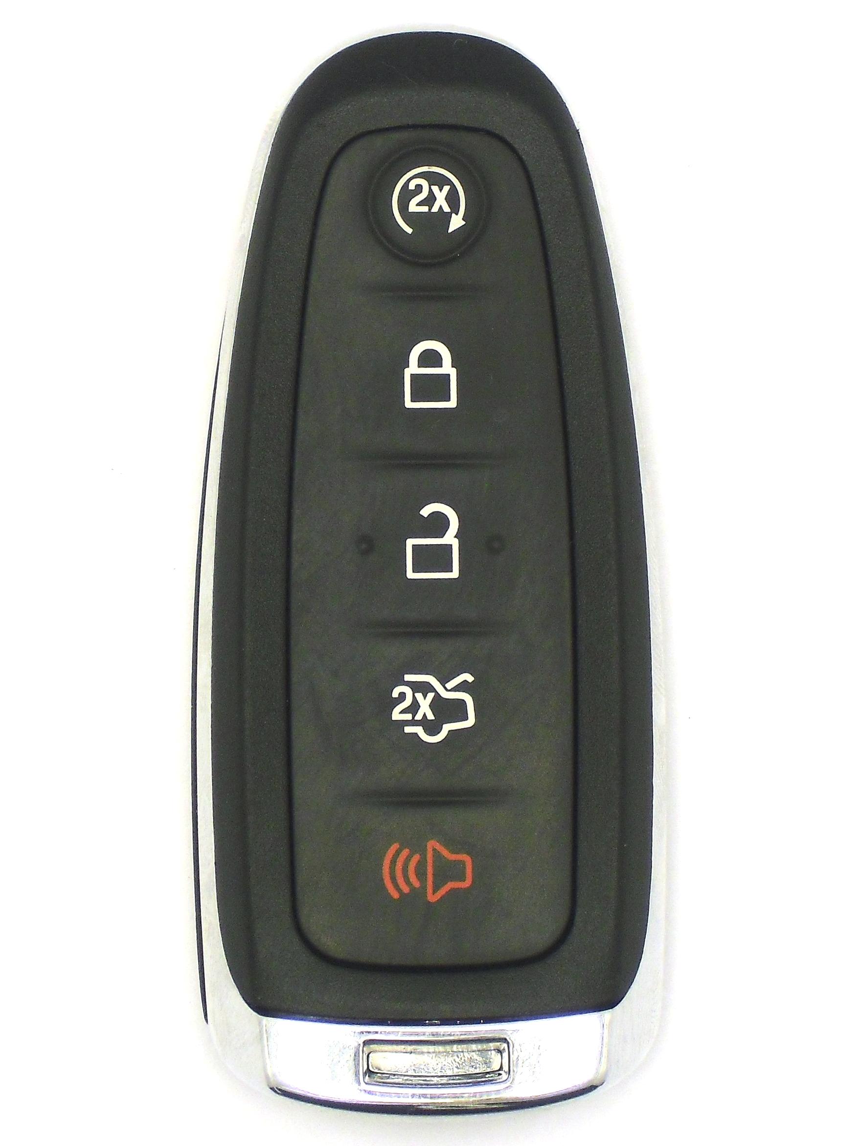 lincoln remote entry smart key 5 button w remote start. Black Bedroom Furniture Sets. Home Design Ideas