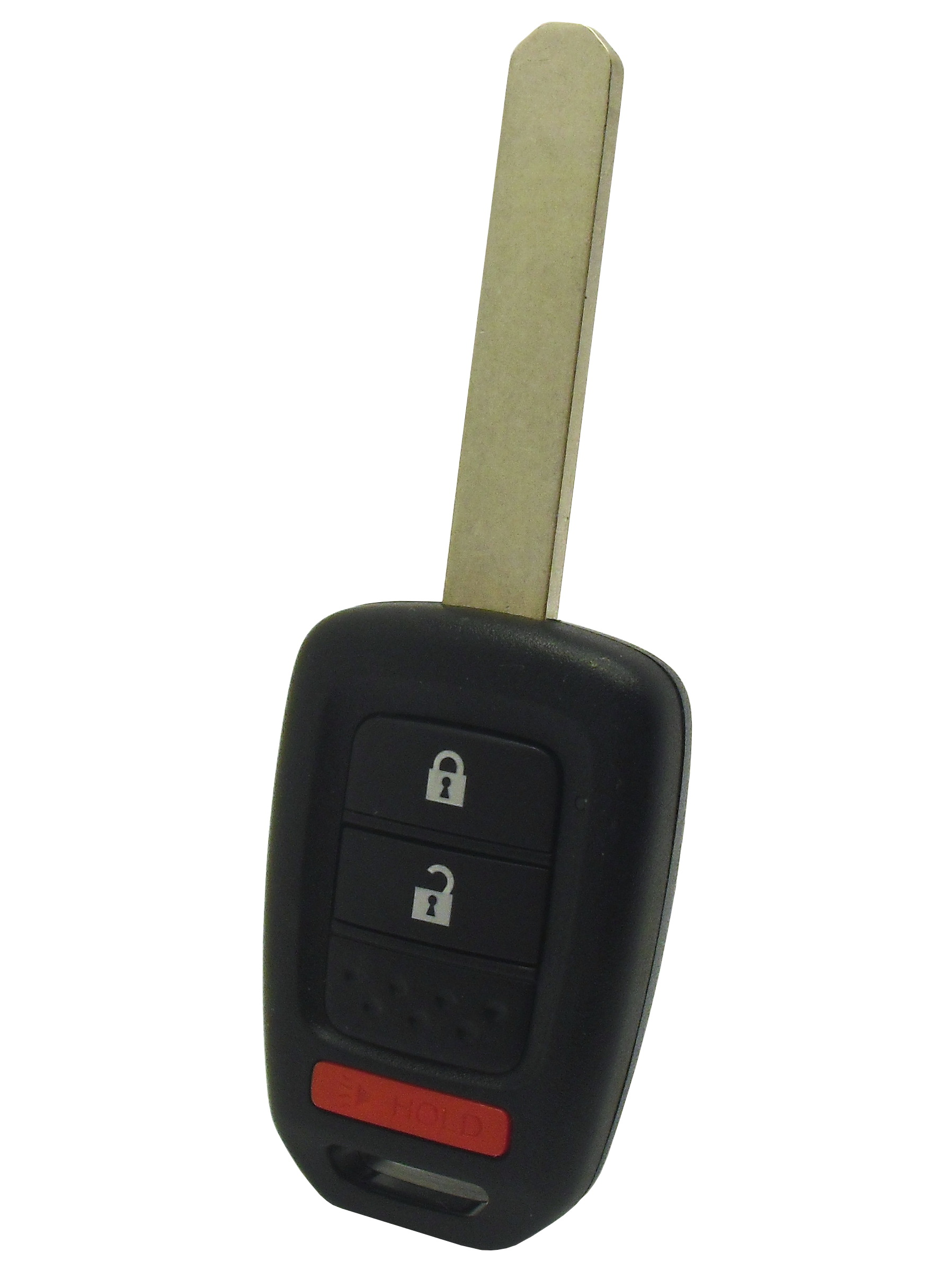 Honda Remote & Key Combo - 3 Button