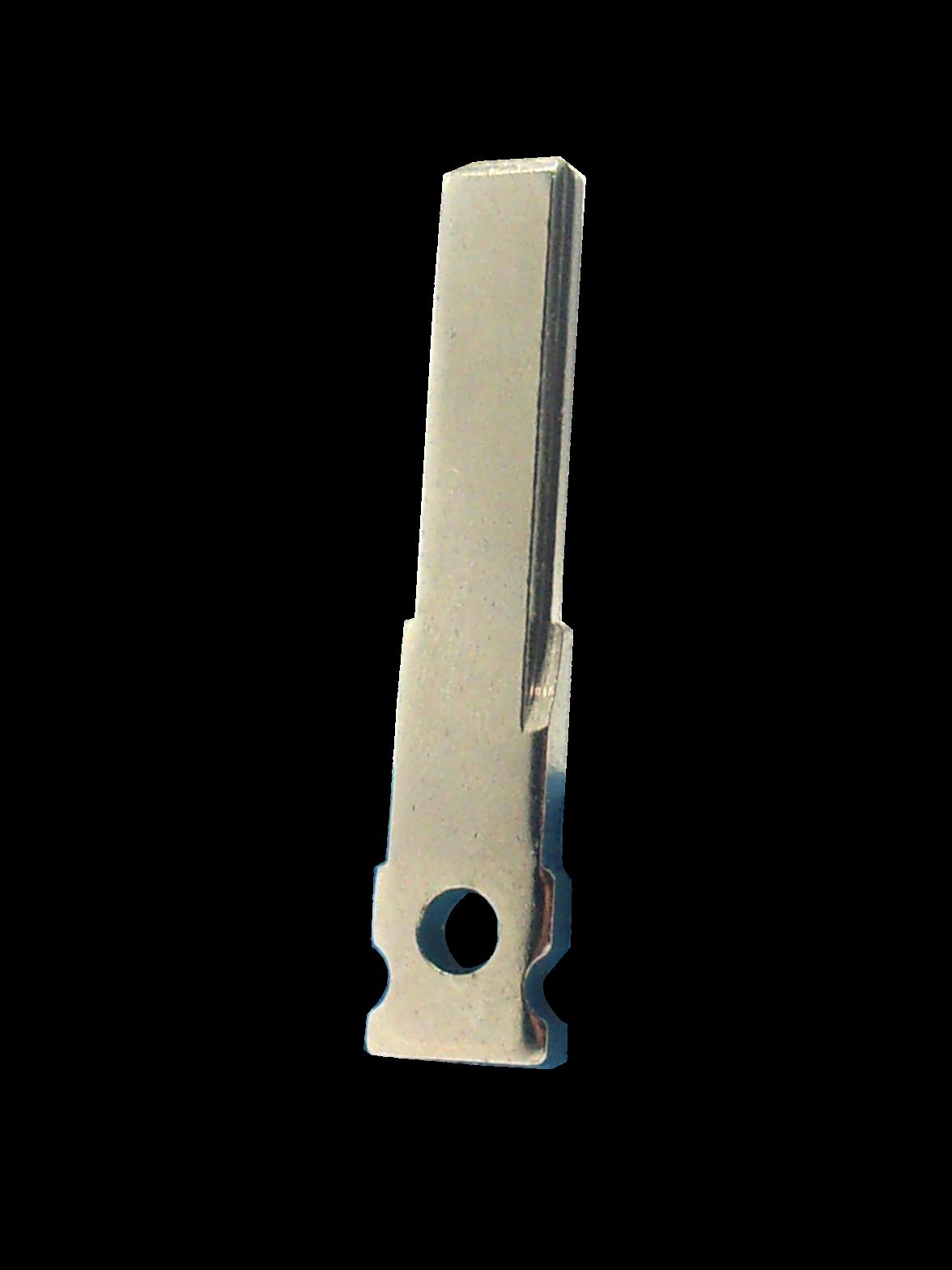 Uncut Brass Key