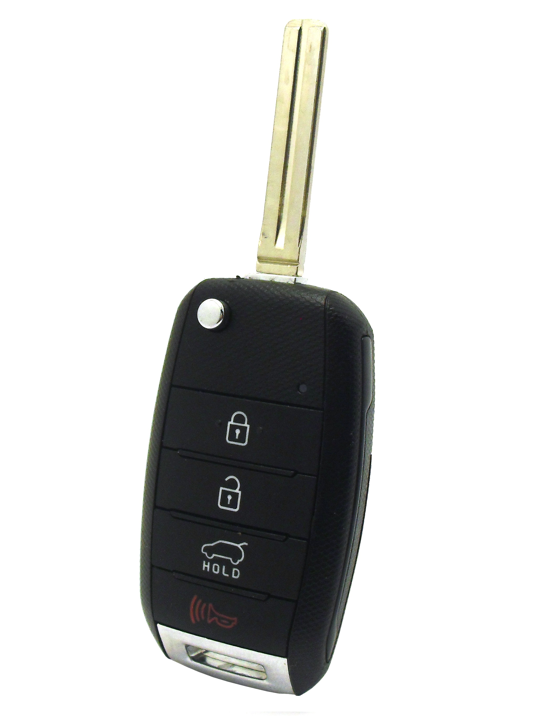 Keyless Entry And Flip Key 4 Button For 2017 Kia Soul Remote Covers