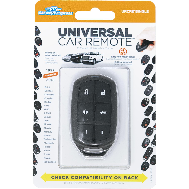 The Universal Car Remote