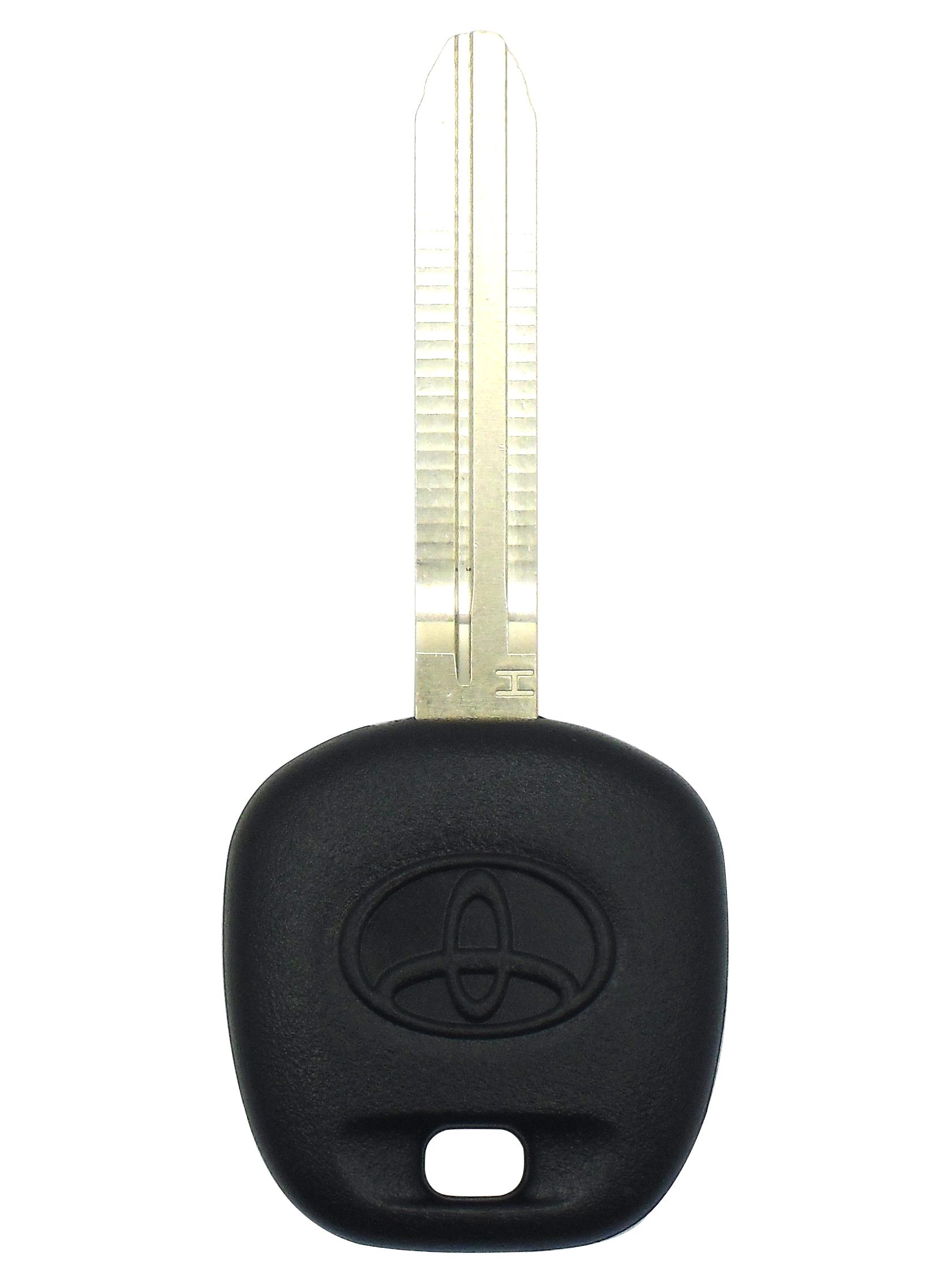 Uncut Transponder Key