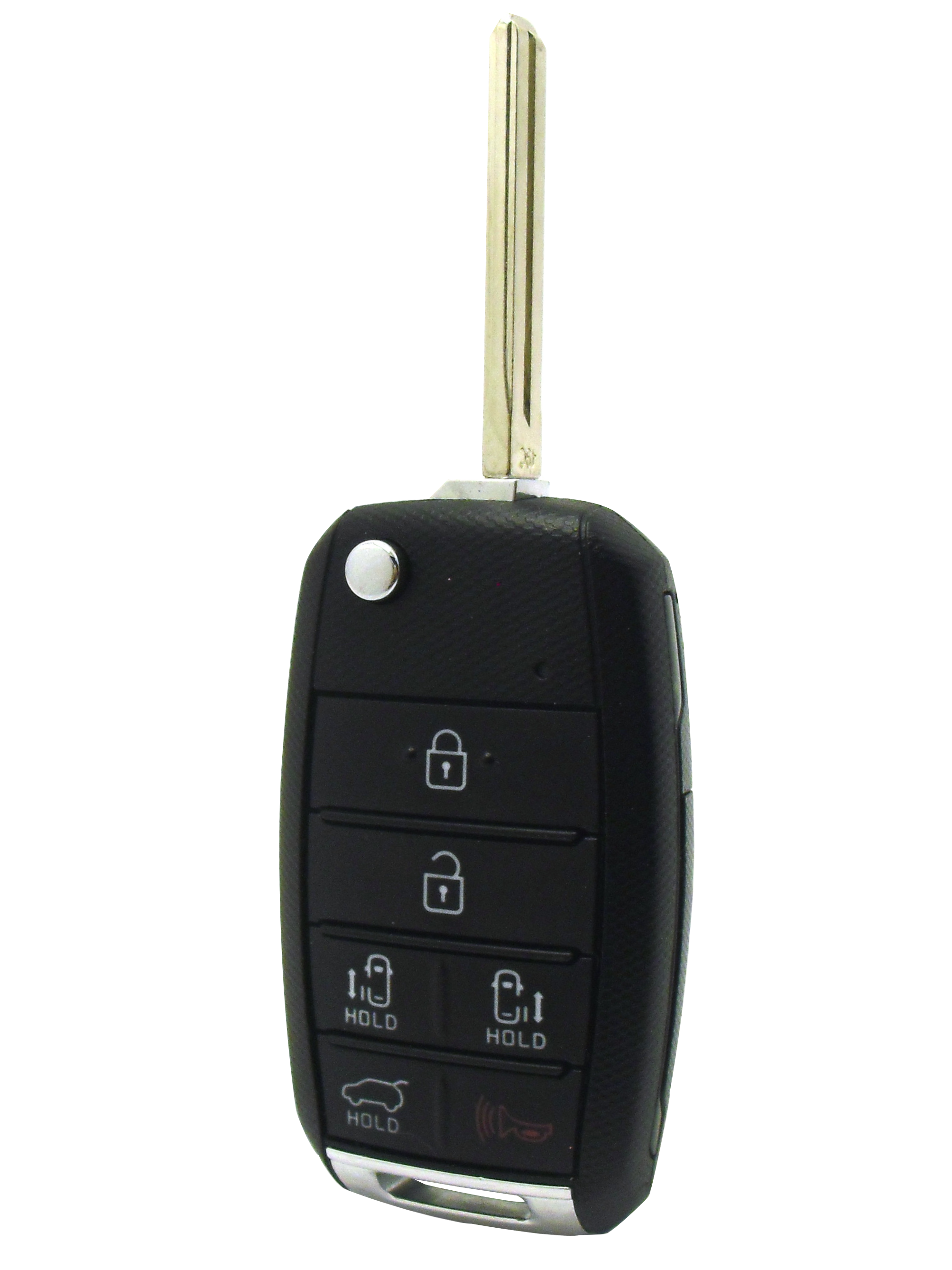 Keyless Entry and Flip key - 6 Button