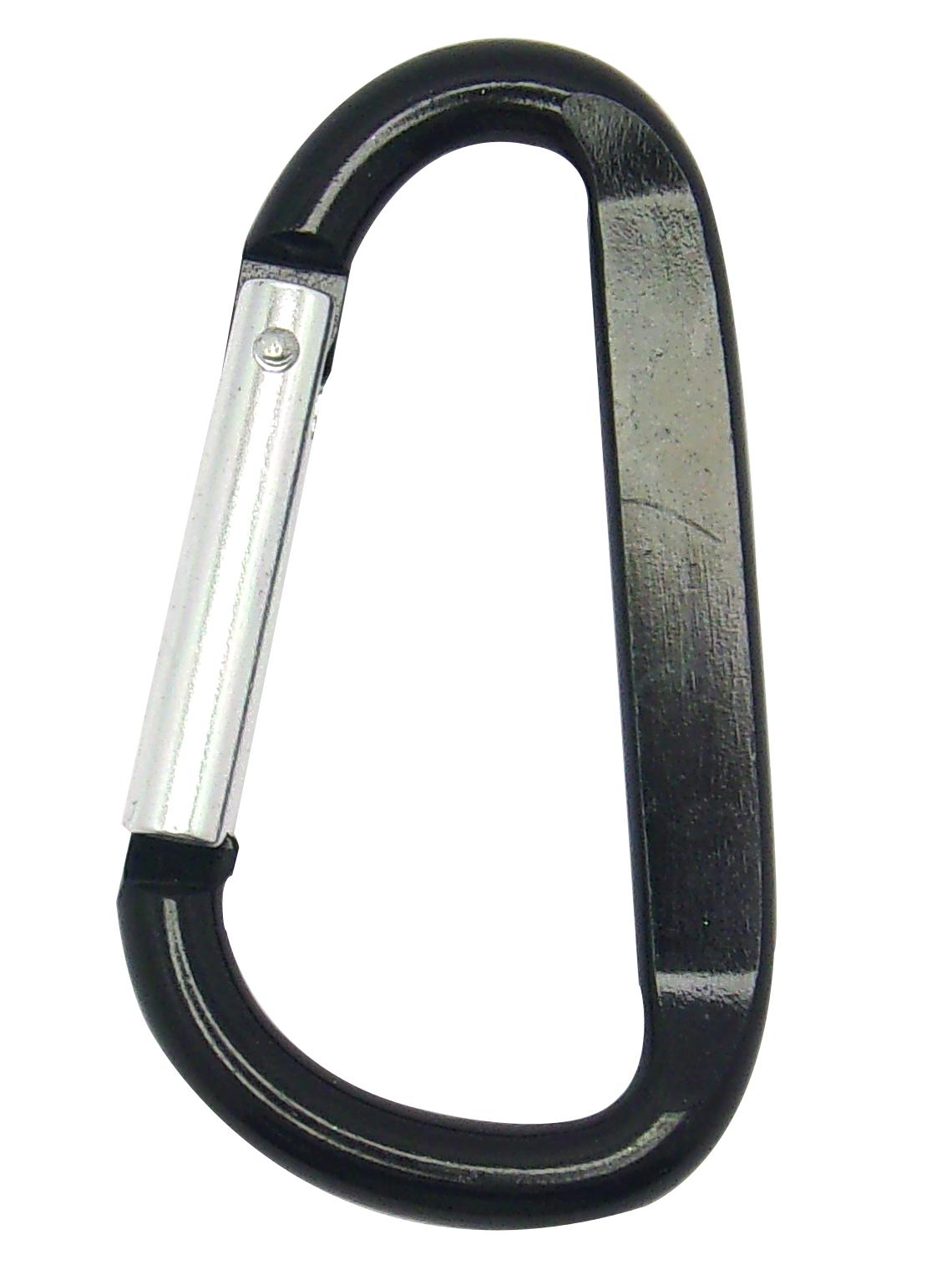 Aluminum Carabiner Clip