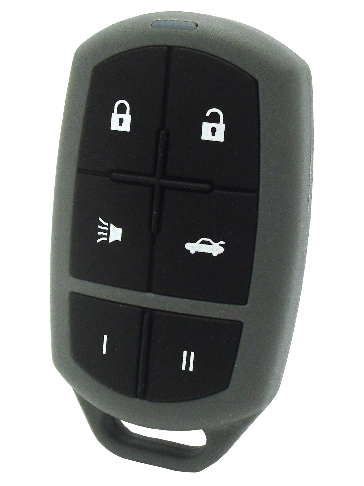 iKeyless Brand Remote Keyless Entry - 2 Button Models with Dealer Installed System