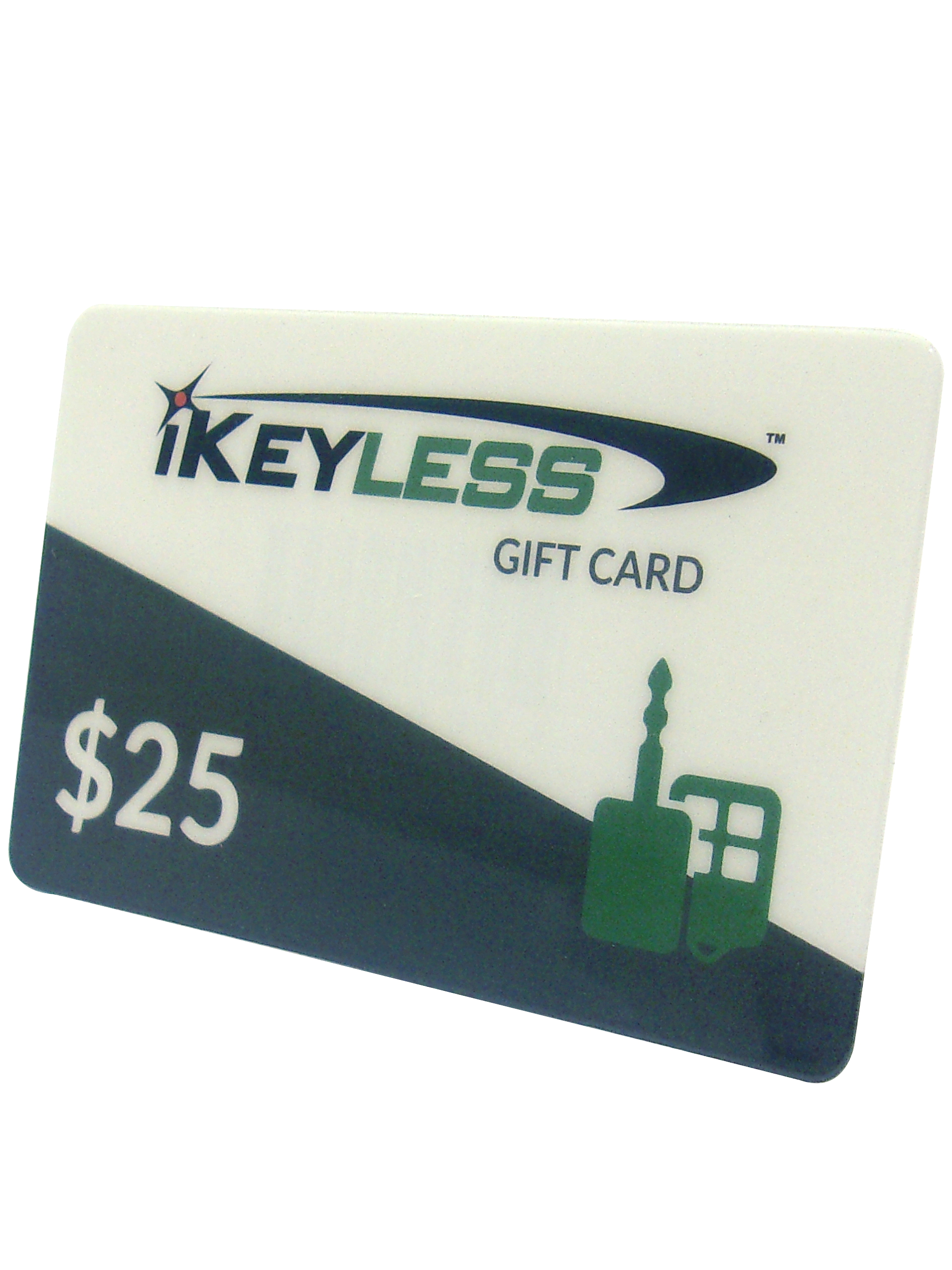 Car Keys Express.com $25 Gift Card - The Perfect Gift