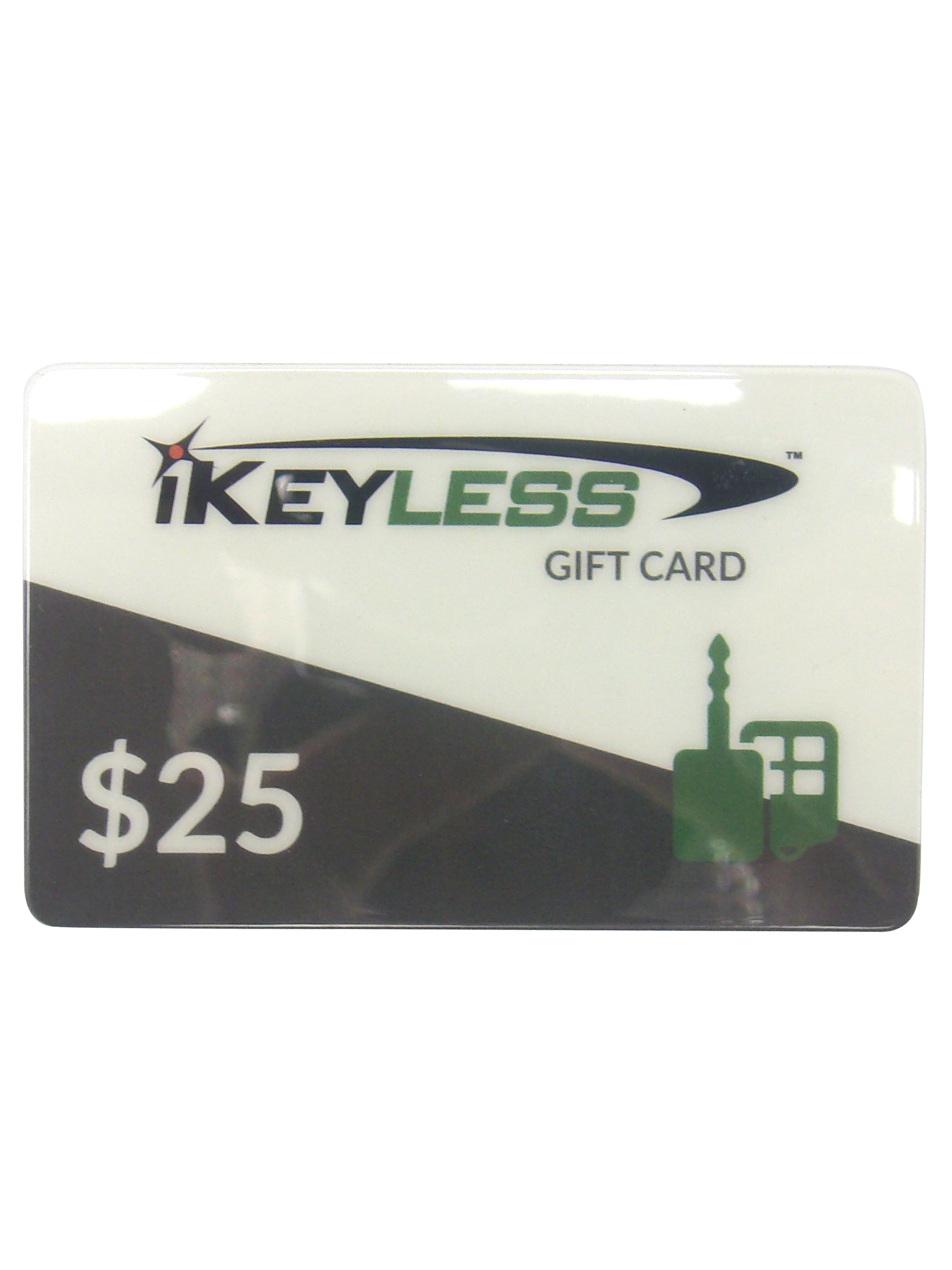 iKeyless.com $25 Gift Card - The Perfect Gift