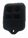 Black Ford Keyless Entry Remote Jacket