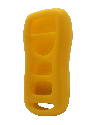 Yellow Nissan Keyless Entry Remote Jacket