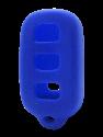 Blue Toyota Keyless Entry Remote Jacket