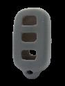 Grey Toyota Keyless Entry Remote Jacket