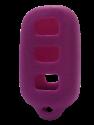 Purple Toyota Keyless Entry Remote Jacket