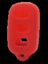 Red Toyota Keyless Entry Remote Jacket