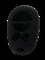 Black Toyota Keyless Entry Remote Jacket