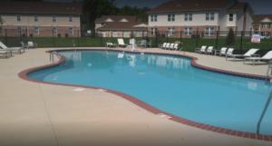 arbor apt swimming pool