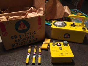 radiation kit artifact