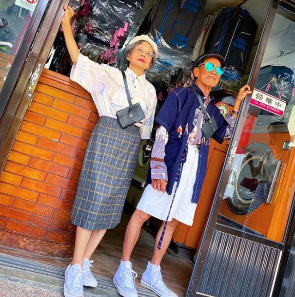 hsu and chang model clothes