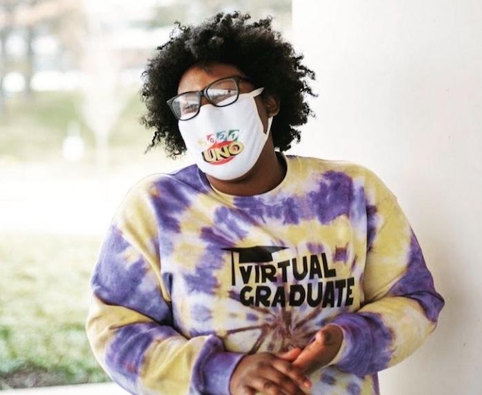 dasia a virtual graduate