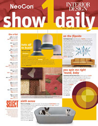 Show Daily Day 1