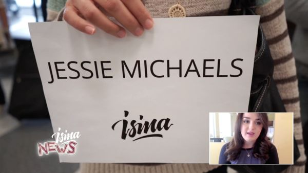 ISINA Vlog with Genevieve Goings (Jessie Michaels Journey with ISINA