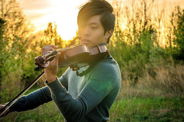 Featured Musician: Daniel Jang