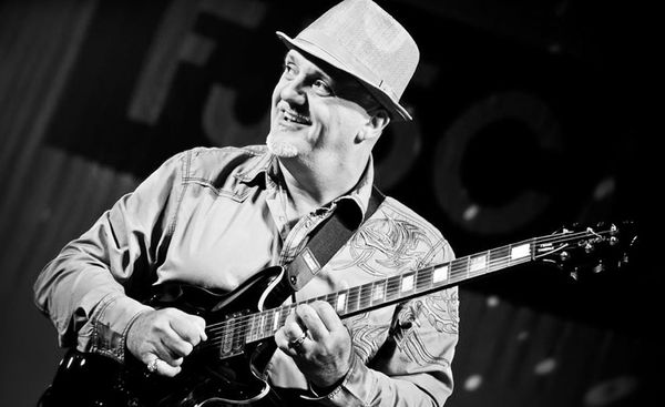 Frank Gambale  Co-Head of the Instrumental Department Guitar Section at ISINA