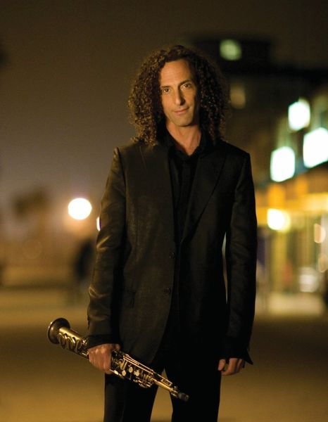 Head of the Instrumental Department, Kenny G