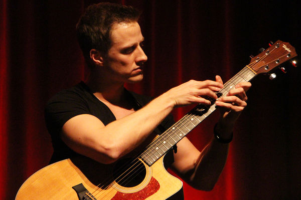 Featured applicant: Amazing Guitarist Tobias Rauscher