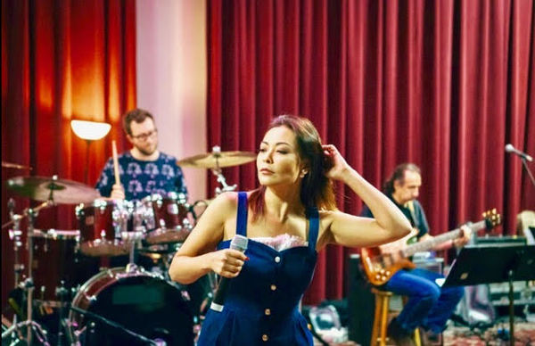 Dilnaz Akhmadiyeva from Kazakhstan ?? delivering a beautiful rehearsal performance! ?