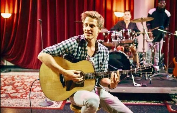 Applicant Tobias Rauscher ?? to grace the stage with his guitar performance this Wednesday at The Belasco Theater! ?
