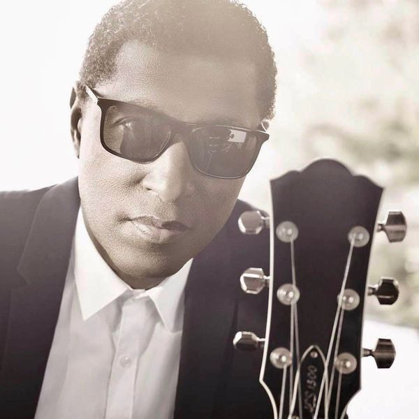 """Kenny """"Babyface"""" Edmonds at the 83rd edition of the Florida Strawberry Festival"""