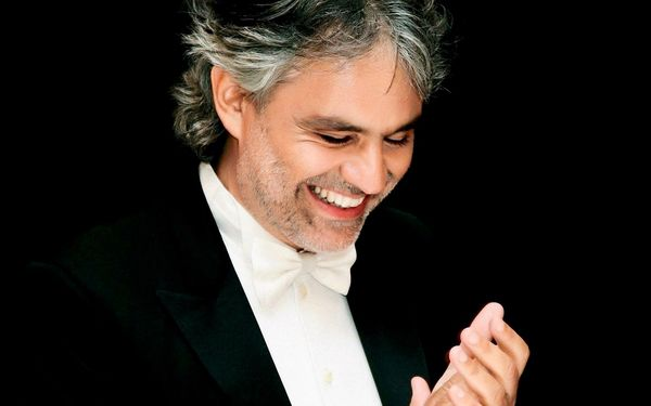 Andrea Bocelli to Perform with CSO