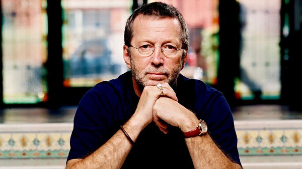 Eric Clapton's New Soundtrack Contains Five Unreleased Songs!