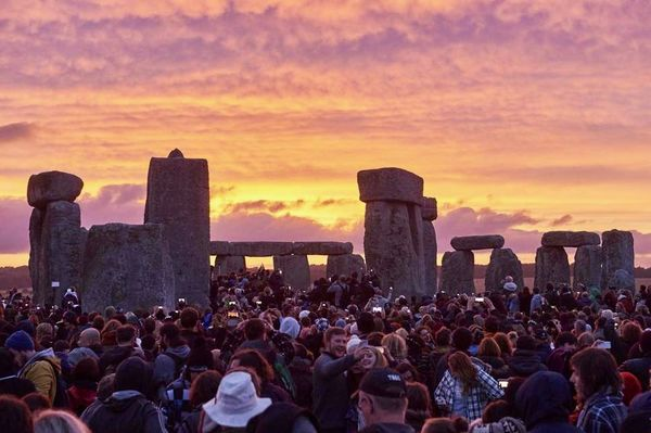 Paul Oakenfold Is Playing At Stonehenge!