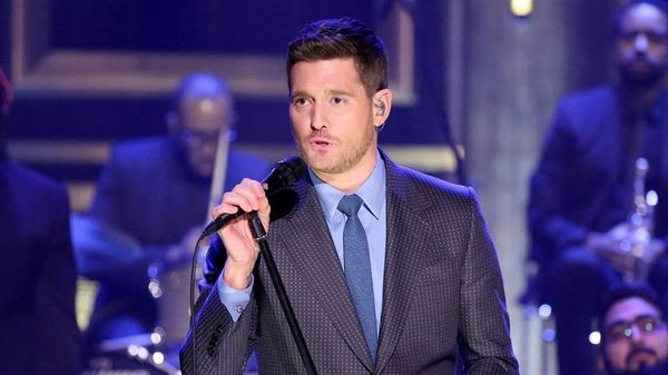 Don't Miss This Chance To See Michael Bublé  In Person!!!