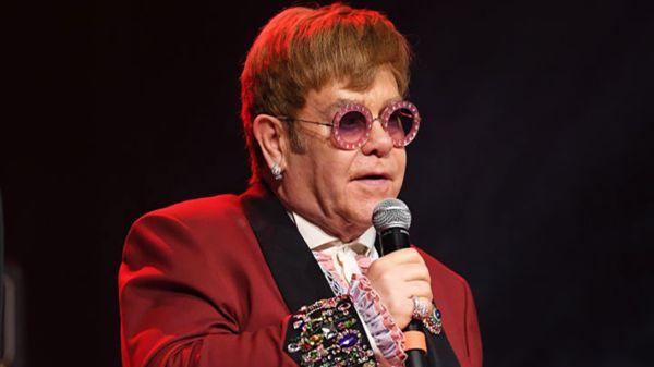 Elton John Says Goodbye